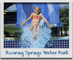 Get a discount on admission to Roaring Springs Water Park When you stay at Mr Sandman Inn & Suites.